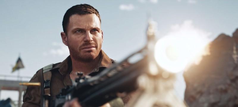 Впечатления команды и съемки в ролике о создании сюжетного трейлера Call of Duty Vanguard