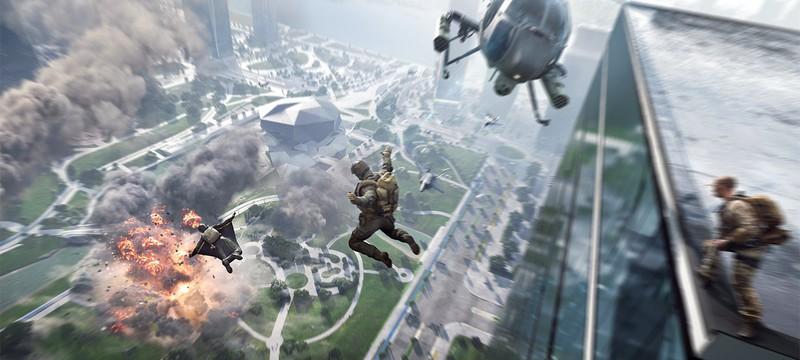 Режим Hazard Zone из Battlefield 2042 покажут 14 октября