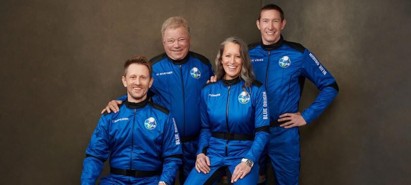 Прямой эфир с запуска Blue Origin с капитаном Кирком на борту — старт в 16:30 (МСК)