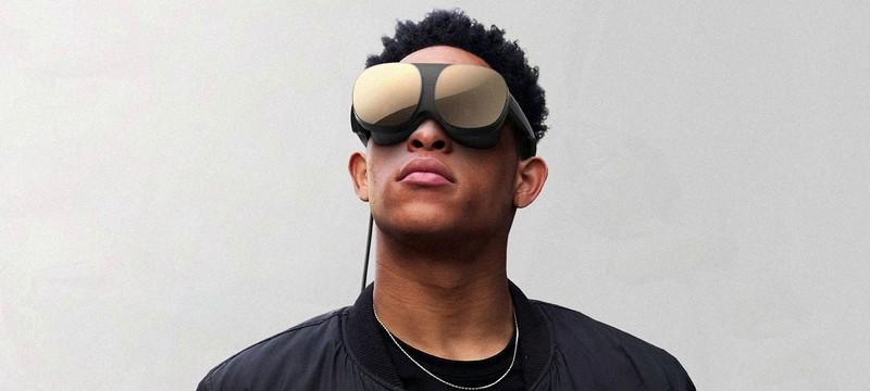 VR-очки HTC Vive Flow превратят вас в глазастого жука