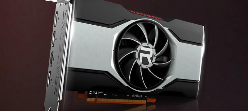 1080p-гейминг за 329 долларов — AMD представила Radeon RX 6600