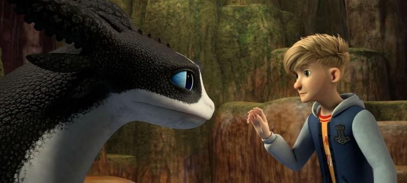 """Новый мультсериал по мотивам """"Как приручить дракона"""" выйдет в декабре и будет посвящен современности"""