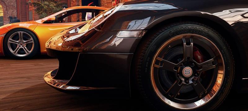 Анонс World of Speed – аркадного MMO рейсинга
