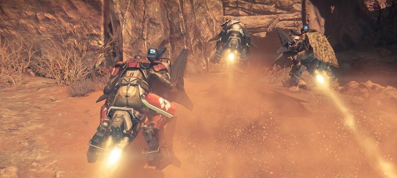 Новые скриншоты Destiny – Байки и Ambient Occlusion