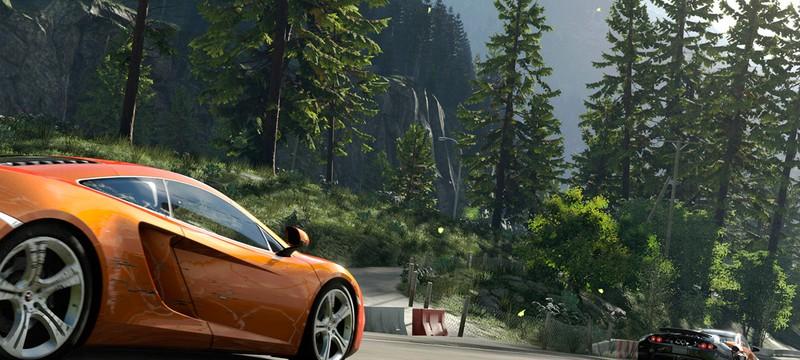 Driveclub выйдет на PS4 в Октябре + новый трейлер