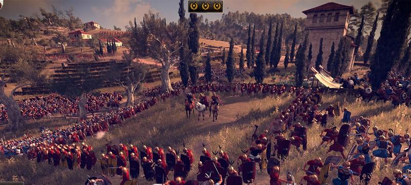 Новую игру Total War анонсируют в этом месяце