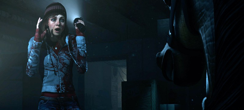 10 минут геймплея PS4-хоррора Until Dawn
