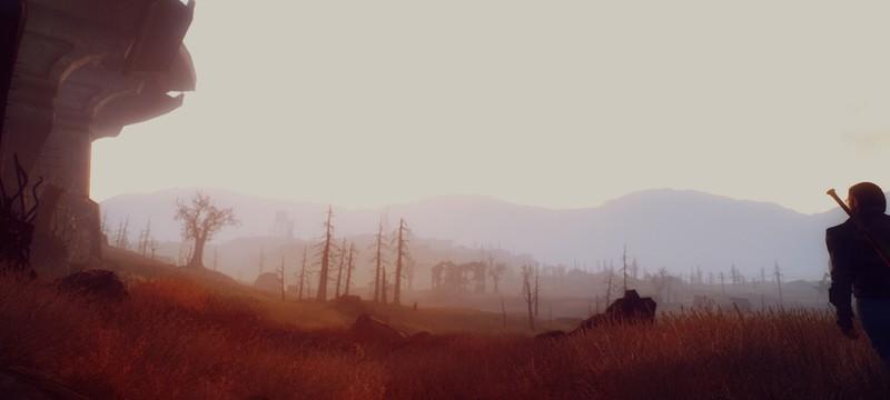 Намек на новый Fallout от актера Fallout 3
