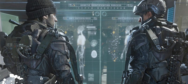 Анонс мобильного приложения Call of Duty: Advanced Warfare