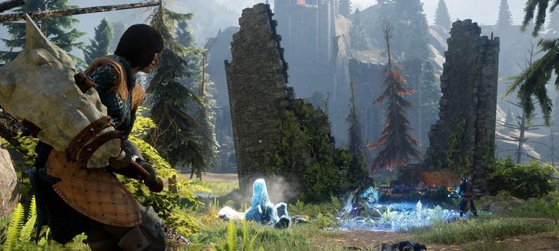 Создание персонажа, гора геймплея и скриншоты Dragon Age: Inquisition