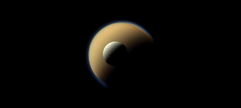 Space: Титан и Рея