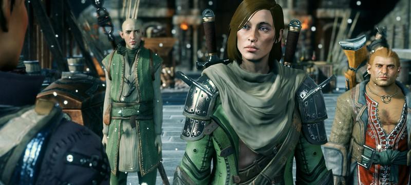 Эмбарго на Dragon Age: Inquisition спадает 11 ноября