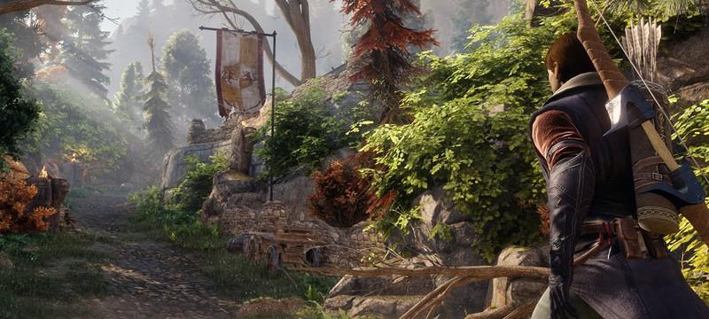 Dragon Age: Inquisition начиналась как мультиплеерная игра