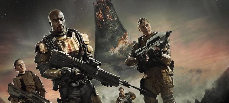 В сеть утекла кат-сцена из Halo 5