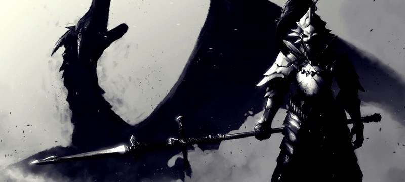 Убийство Орнштейна и Смоуга из Dark Souls на барабанах