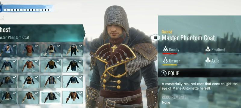 Унылая реклама Assassin's Creed Unity с гелем для бритья