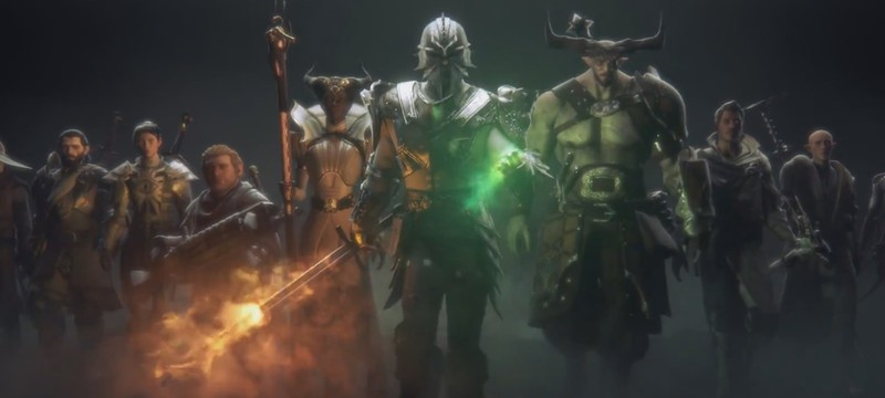 CGI-трейлер Dragon Age: Inquisition — Вивьен