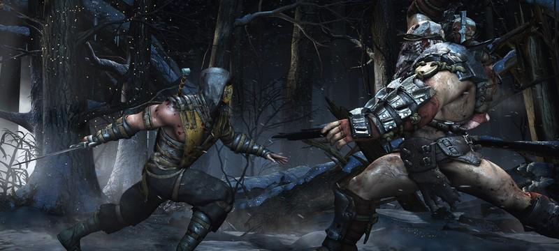 Запись стрима Mortal Kombat X и два фаталити