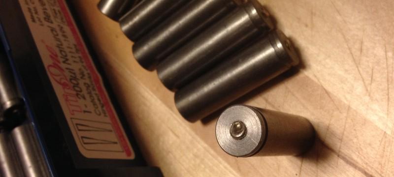 """Новый тип патронов для """"напечатанного"""" оружия"""