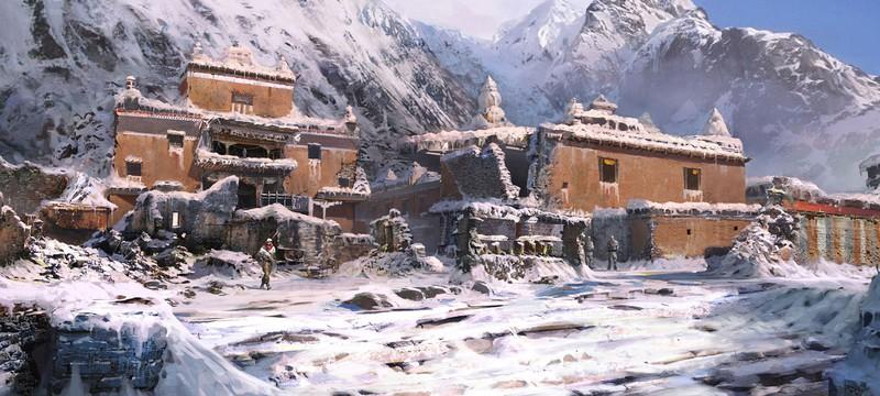 В Far Cry 4 сыграли на высоте в 5500 метров