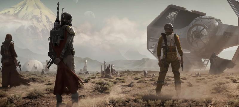 Официальное название Star Wars Episode 7: The Force Awakens