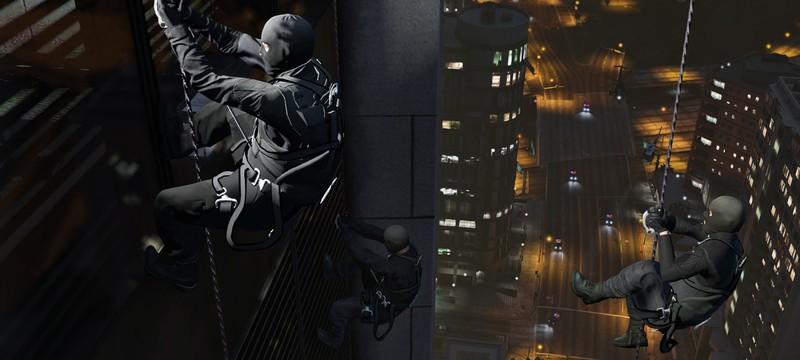 Хосты GTA Online смогут насильно включать вид от первого лица всем игрокам