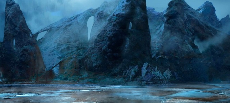 Концепт-арты Mass Effect 4