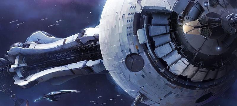 Сценарист Halo 4 пишет сюжет Mass Effect 4