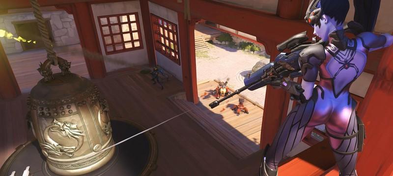 Гора скриншотов, артов и геймплея Overwatch