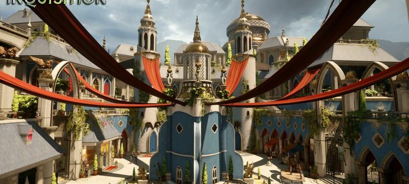 Новые скриншоты PC-версии Dragon Age: Inquisition
