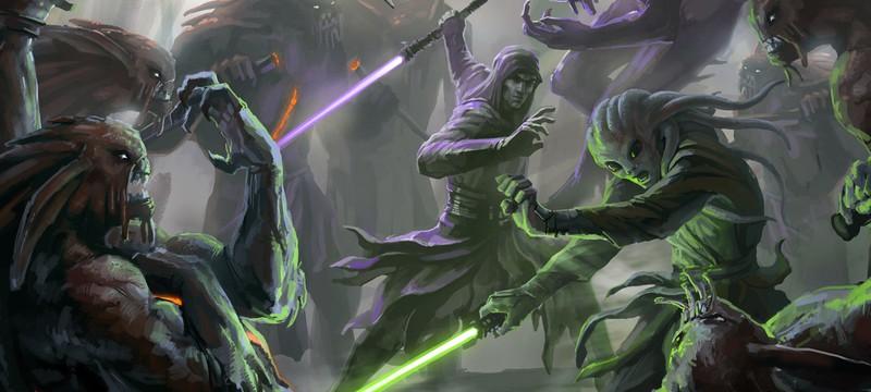 BioWare могут работать над игрой по Star Wars