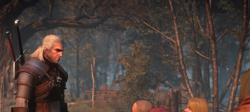 Скриншоты The Witcher 3: Wild Hunt с PS4