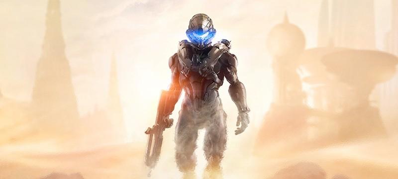 Слитый геймплей беты Halo 5: Guardians