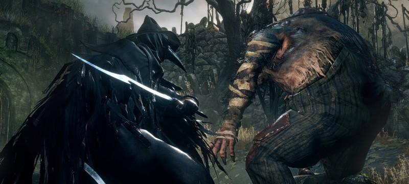 Новые детали Bloodborne 20 ноября