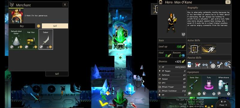 Dungeon Of The Endless – пиксельная игра года?