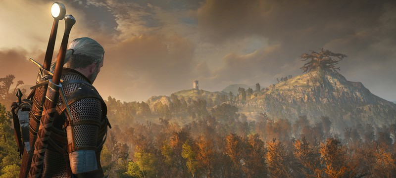 30 минут The Witcher 3: Wild Hunt на русском языке