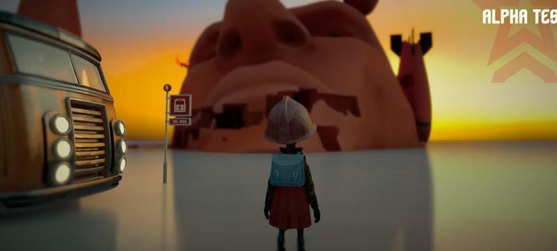 40 минут геймплея из альфы The Tomorrow Children + скриншоты