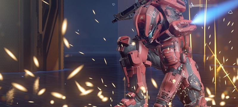 Скриншоты из беты Halo 5: Guardians