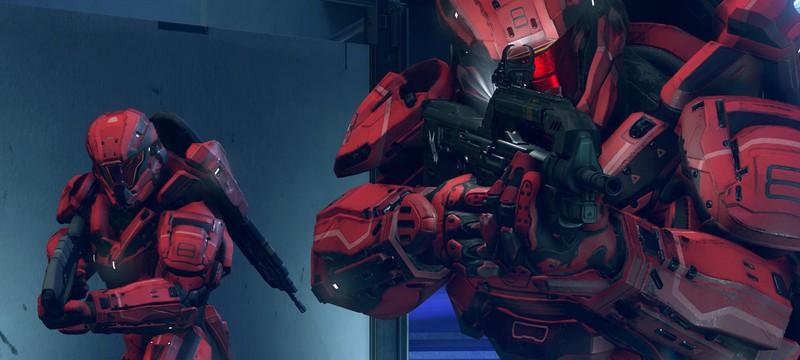 Геймплей из беты Halo 5: Guardians