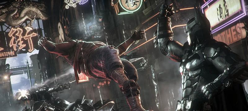 Batman: Arkham Knight будет одинаковой на всех платформах