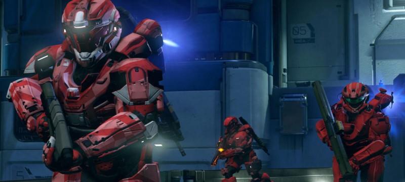 Бета Halo 5 работает в 720p и 60 fps