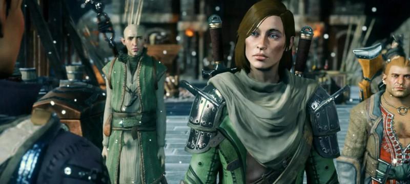 Серьезная проблема с Dragon Age: Inquisition на PS4 будет исправлена к релизу