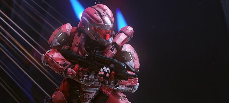Мультиплеер Halo 5 научит вас ловкости и грации