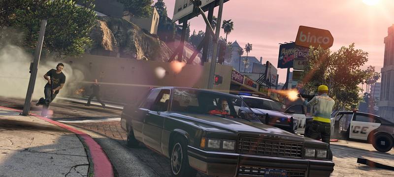 GTA 5 на Xbox One доступна для предзагрузки