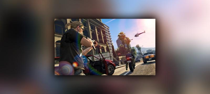 Новые скриншоты next-gen GTA 5