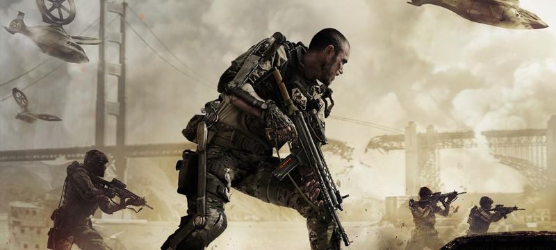 Press nothing to win - CoD: Advanced Warfare