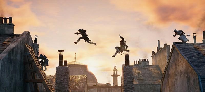 Детали второго патча Assassin's Creed Unity