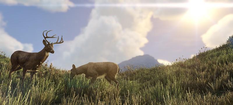В сеть утек геймплей GTA 5 на PS4