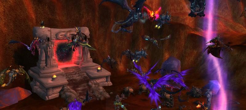 Несколько человек уже достигли 100 уровня в Warlords of Draenor