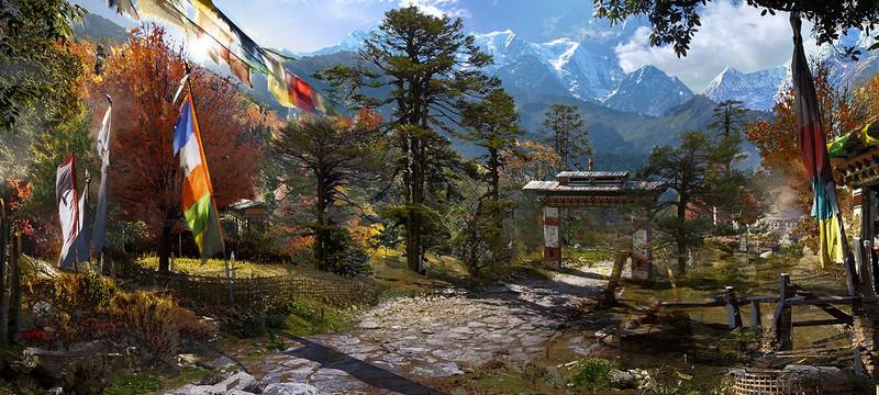 Редактор карт Far Cry 4 не поддерживает мультиплеер